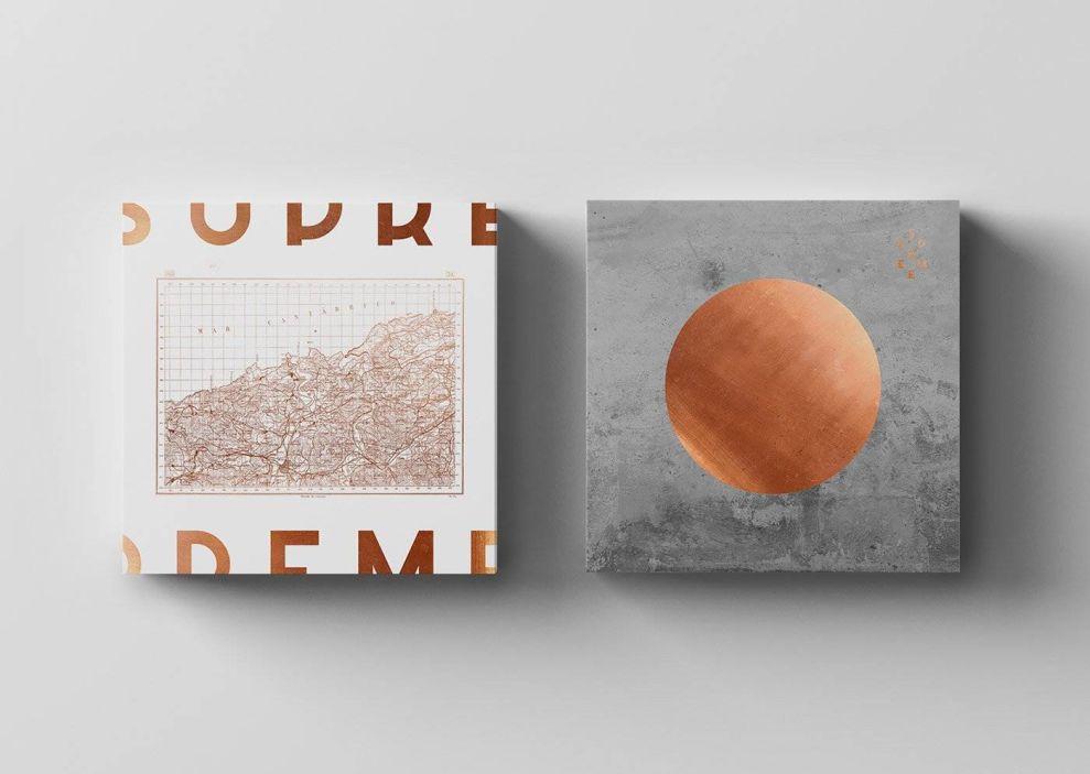 Supreme Torrelavega Texture & Imagery