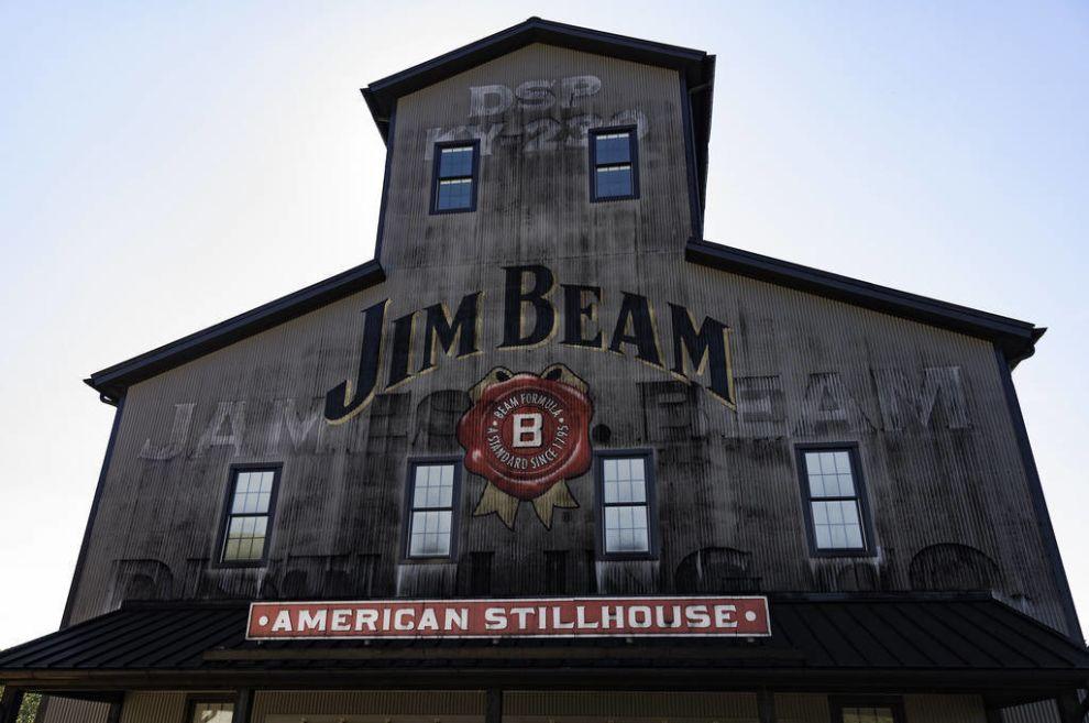 Jim Beam Classic Logo Design