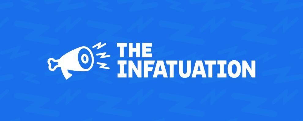 The Infatuation Logo App Design