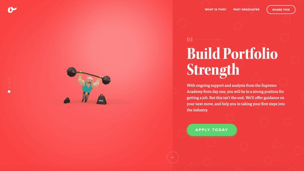 Supremo Home Page