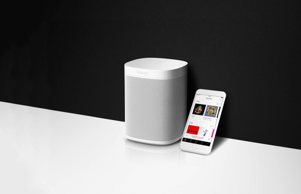 Sonos App And Device