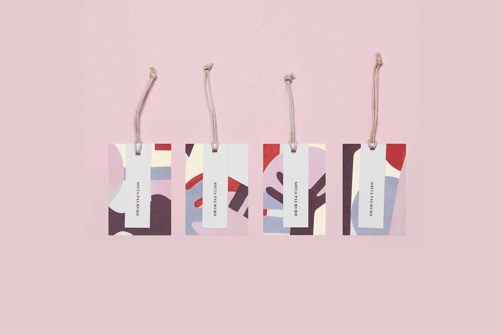 Sofia Palmero Tags Print Designs