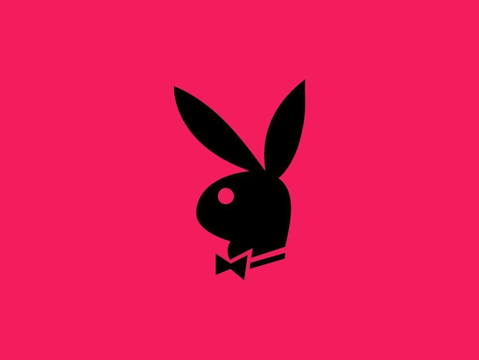 Cool Playboy Logo Design
