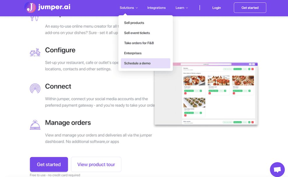 Jumper Best Web Design