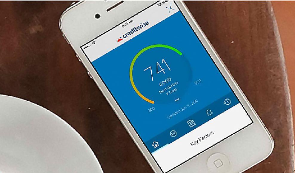 Capital One Cool App Design