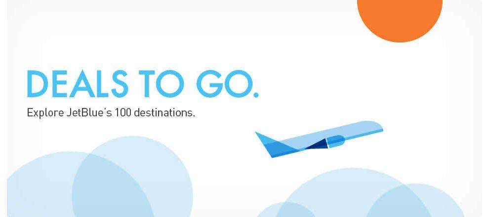 JetBlue Top Website Design
