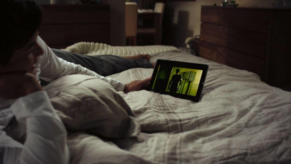 Netflix Streaming Website Design