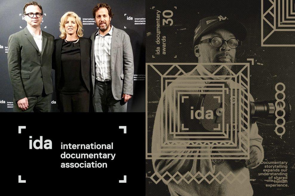IDA Magazine Pages Print Design