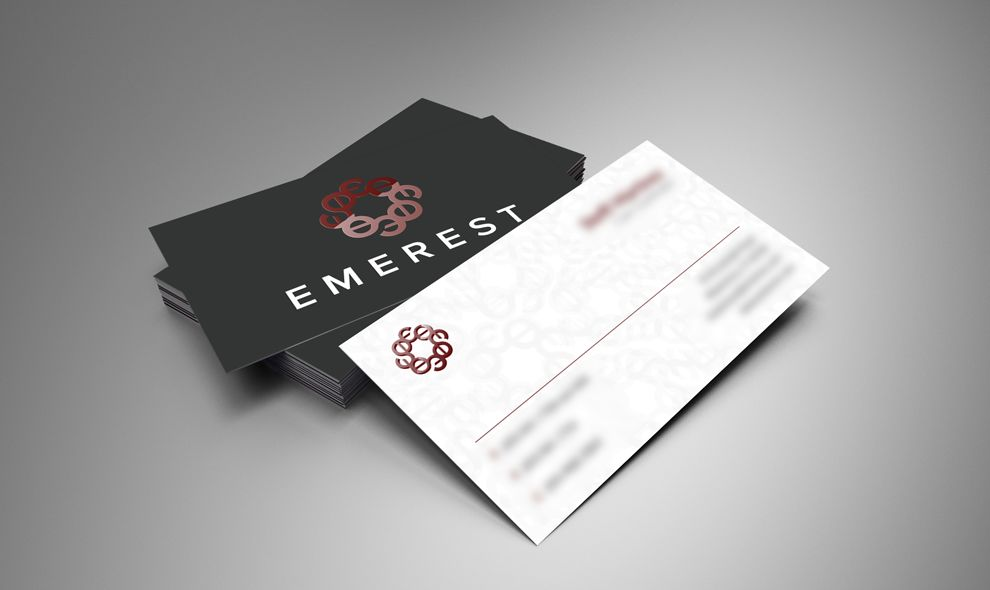 Emerest Logo Prints