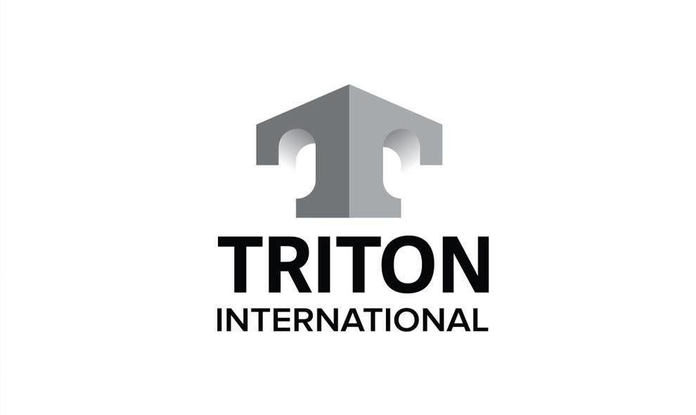 Triton International Great Logo Design