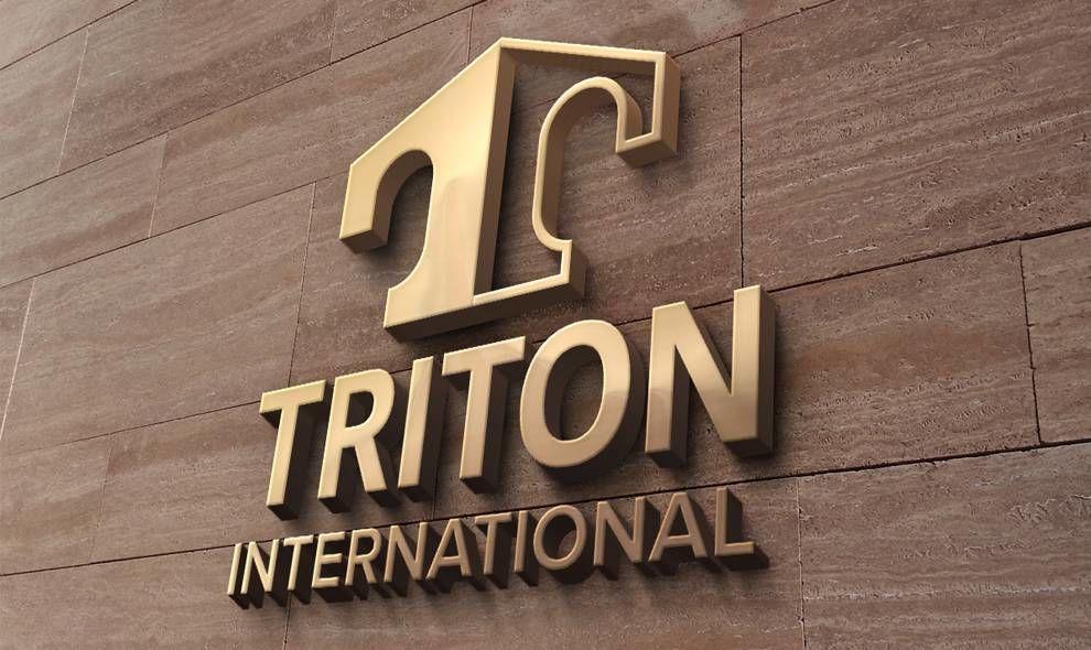 Triton International Logo Design