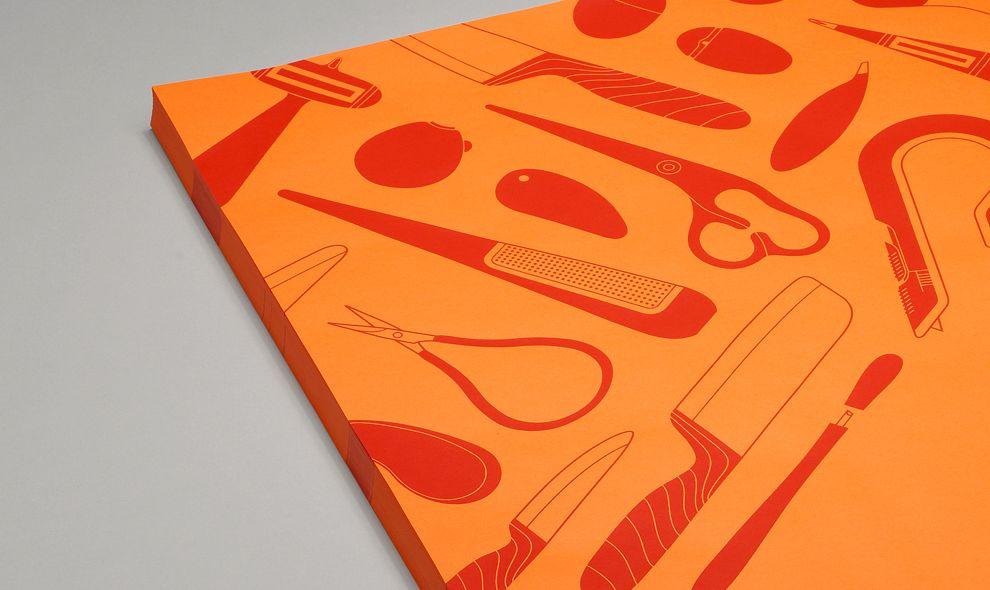 Slice Identity Playful Print Design