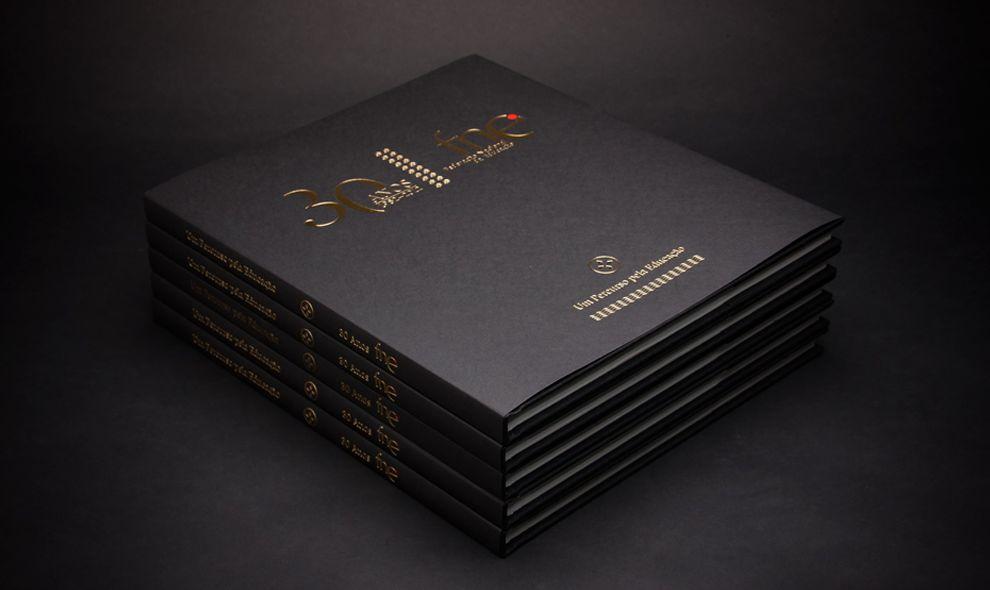 FNE 30 Years Modern Print Design