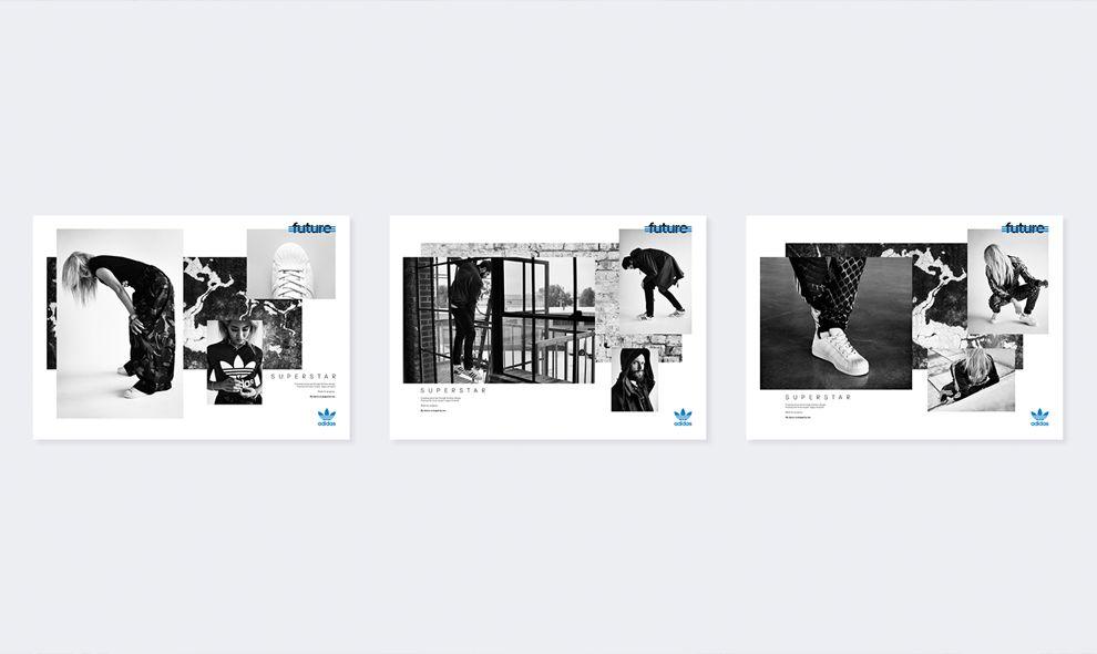 Adidas Originals SS16 Global Campaign Awesome Print Design