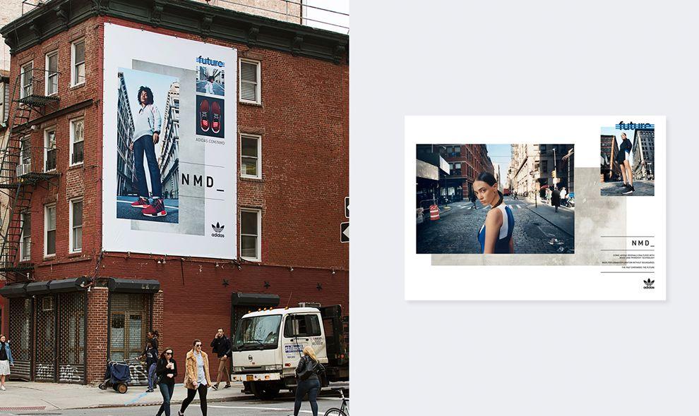 Adidas Originals SS16 Global Campaign Print Design
