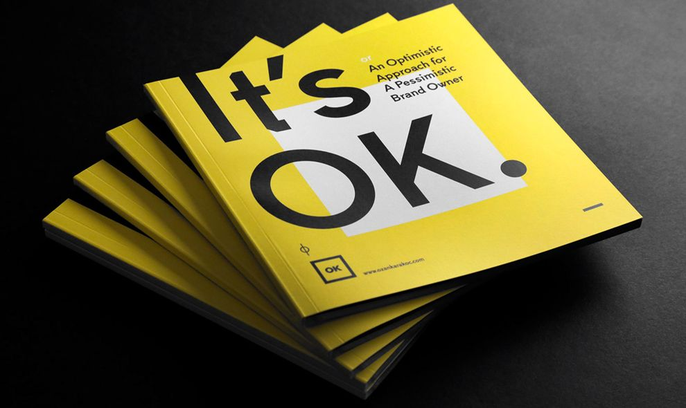 Its OK Clean Print Design