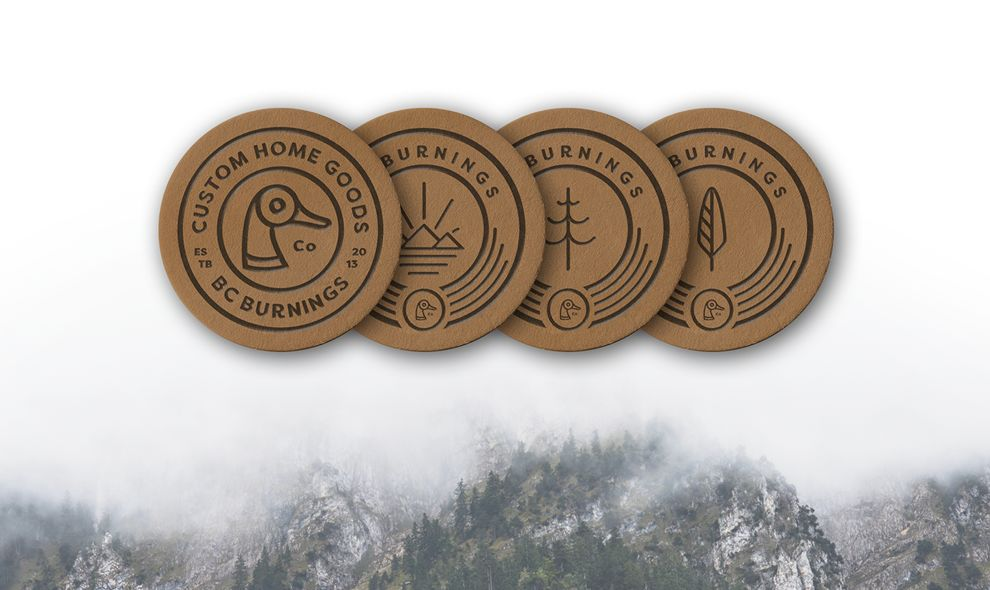 BC Burnings Great Logo Design