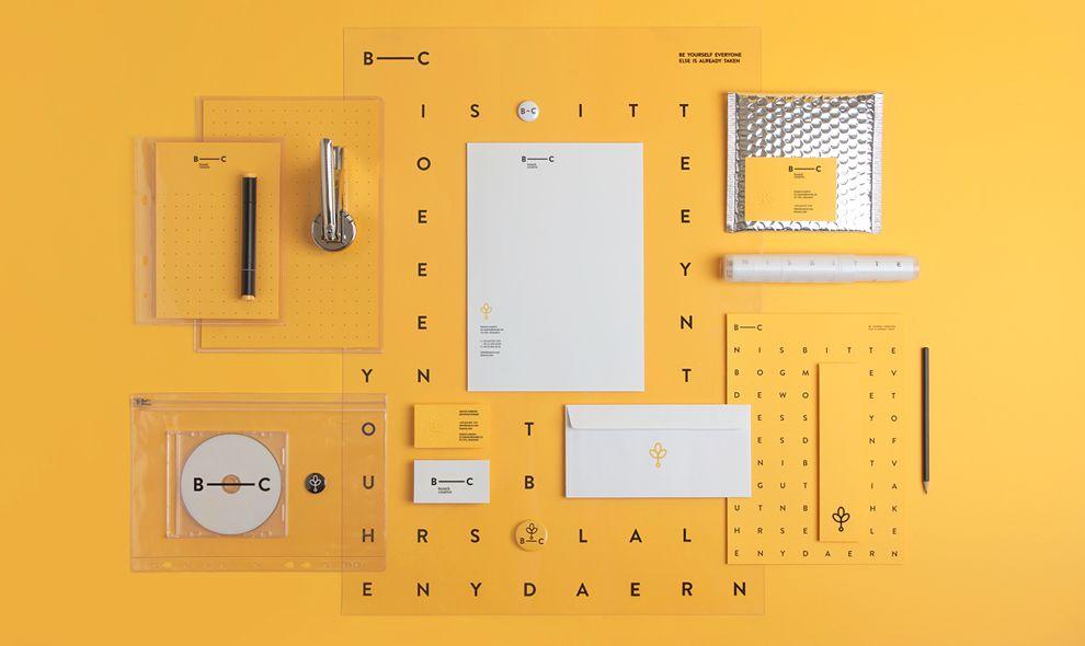 Branch Creative Cool Print Design