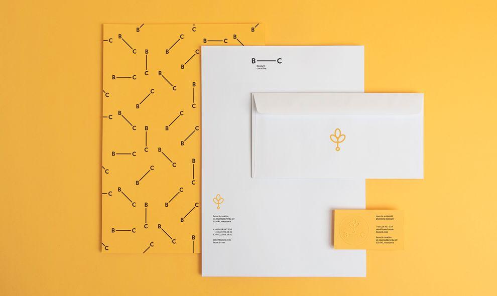 Branch Creative Stunning Print Design