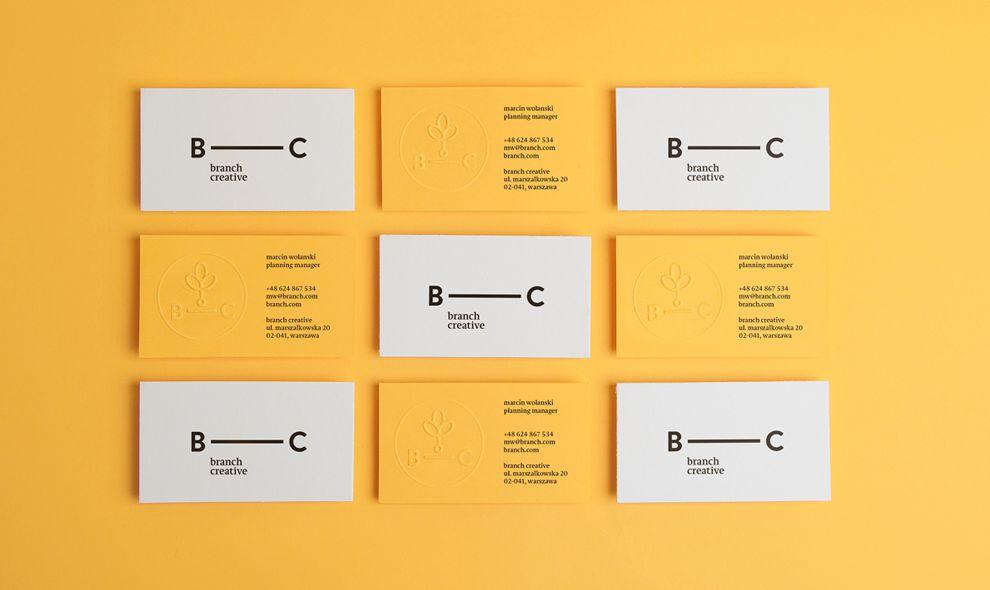 Branch Creative Print Design