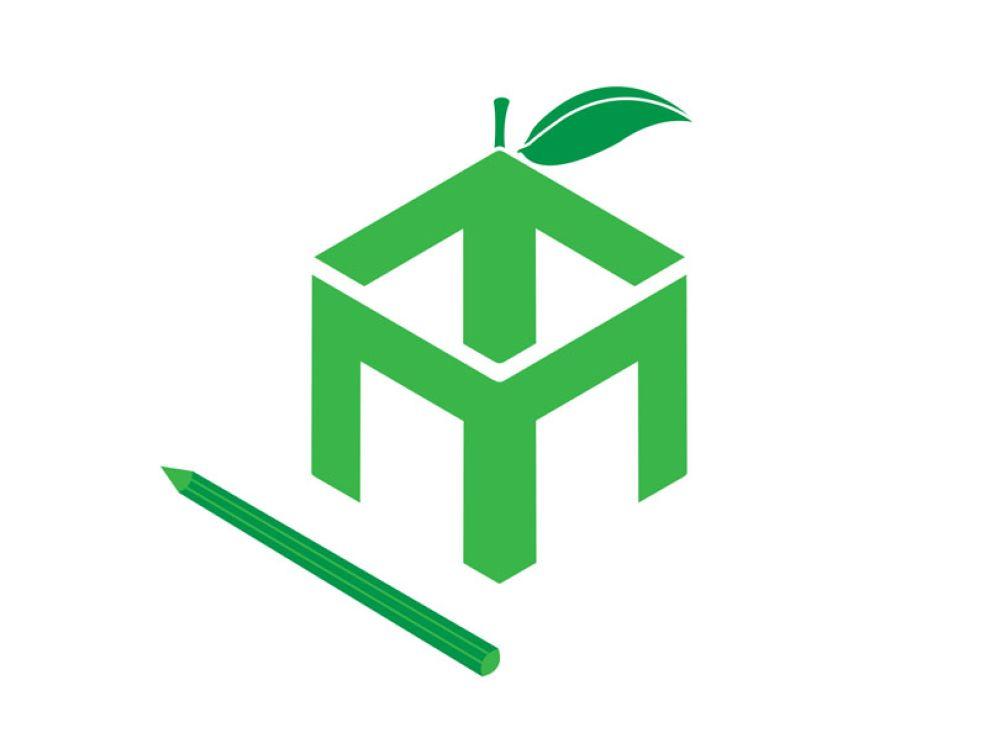 Townsend Mccormack Fun Logo Design