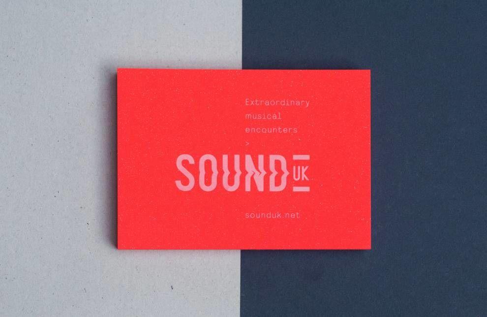 Sound UK Beautiful Logo Design