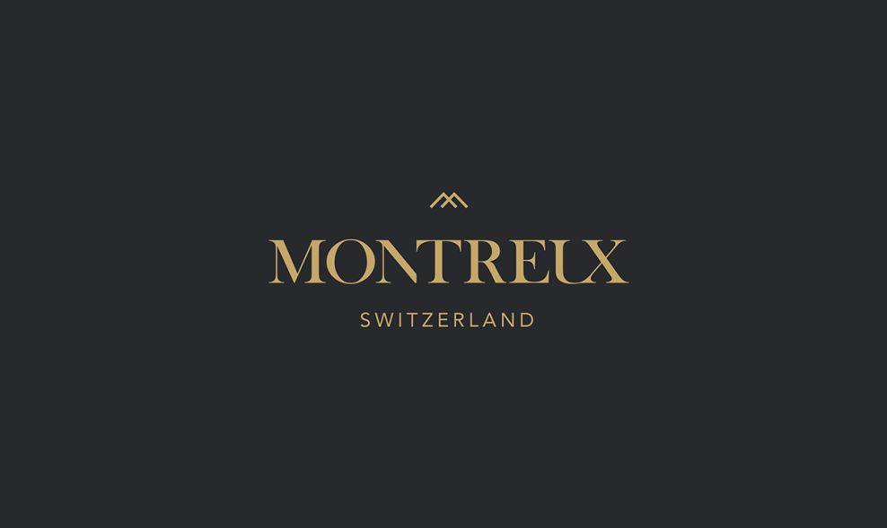 Montreux Elegant Logo Design