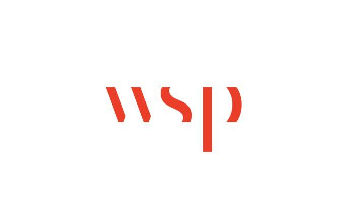 WSP Clean Logo Design