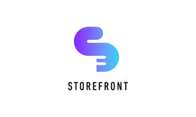 Storefront Cool Logo Design