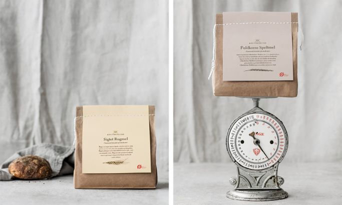 Knuthenlund Clean Package Design
