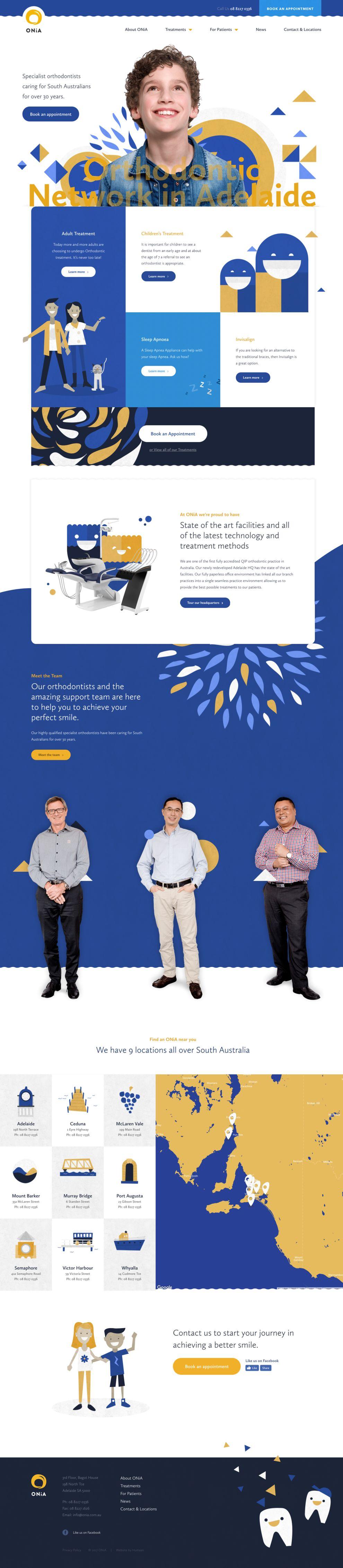 Orthodontic Network in Adelaide Amazing Homepage