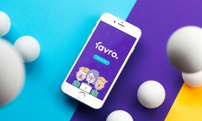 Favro Fun App Design