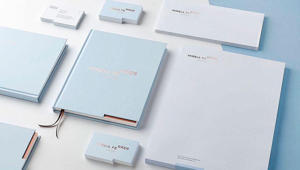 Mireia Ferrer Elegant Print Design