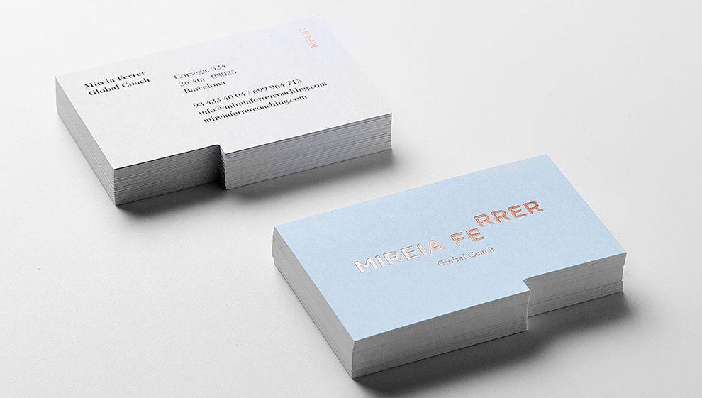 Mireia Ferrer Clean Print Design