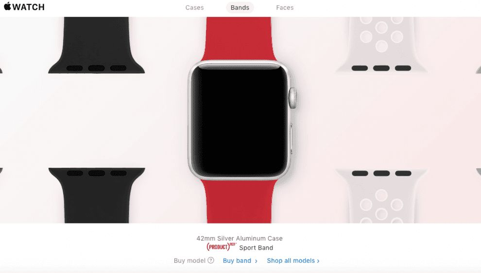 Apple Best Menu Design