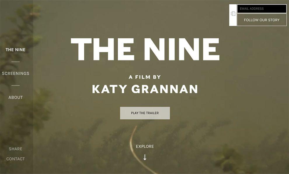 The Nine Film Great Homepage
