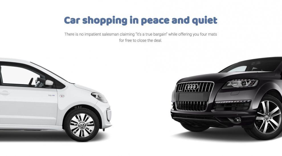 Qigo Clean Homepage