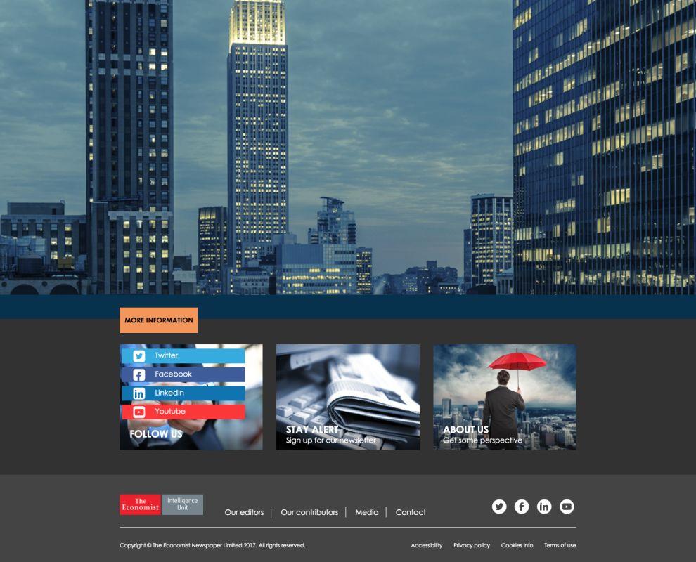Tracking Energy Great Website Design