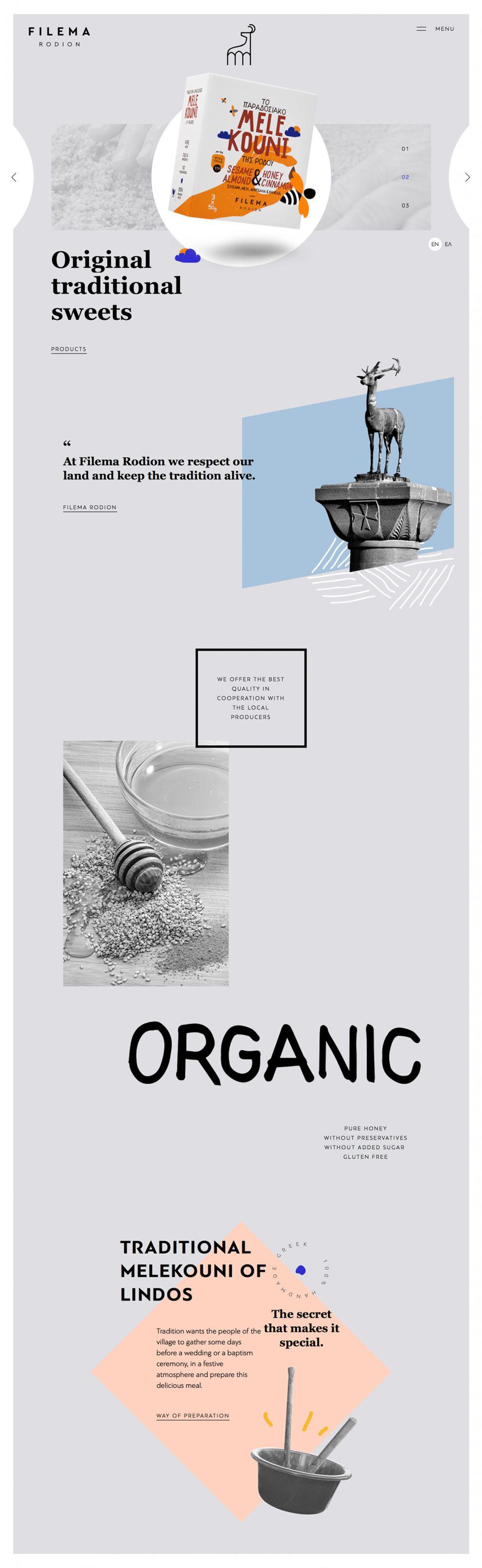 Filema Rodion Amazing Homepage