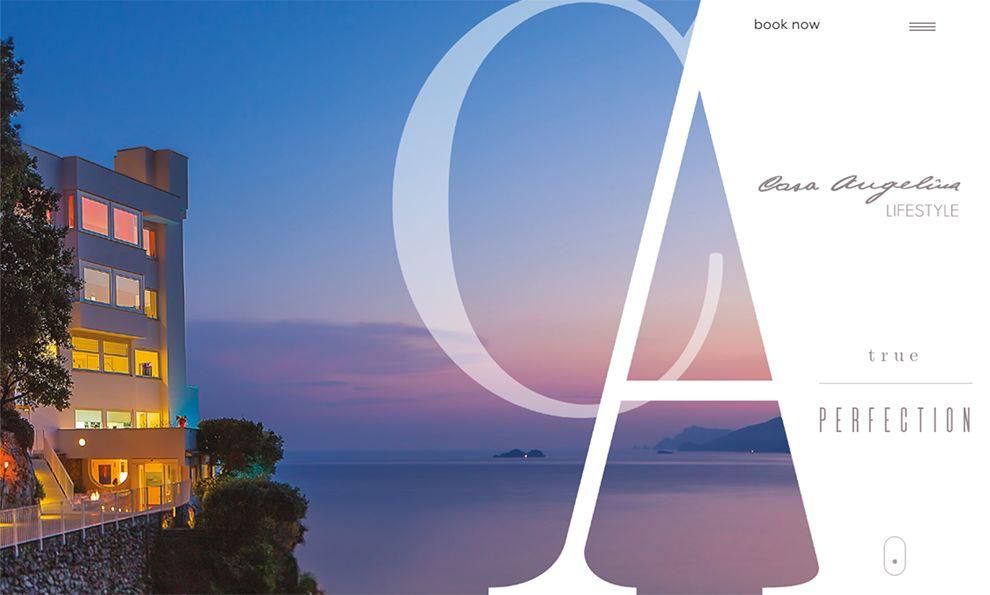 Casa Angelina Great Homepage