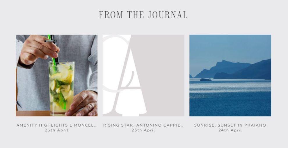 Casa Angelina Great Blog Page