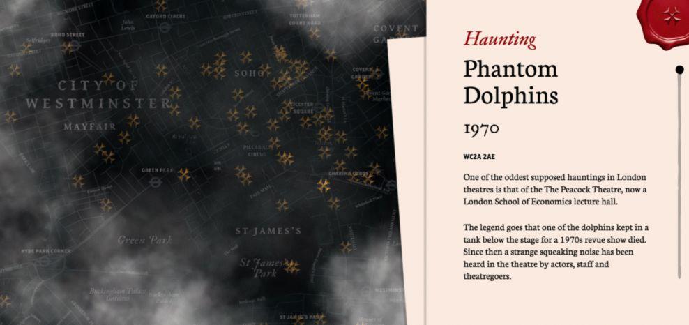 Grim London Creative Website Design