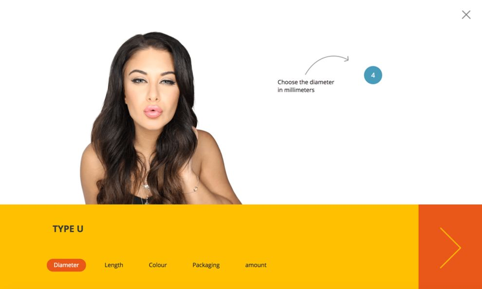 Trubochka Colorful Website Design
