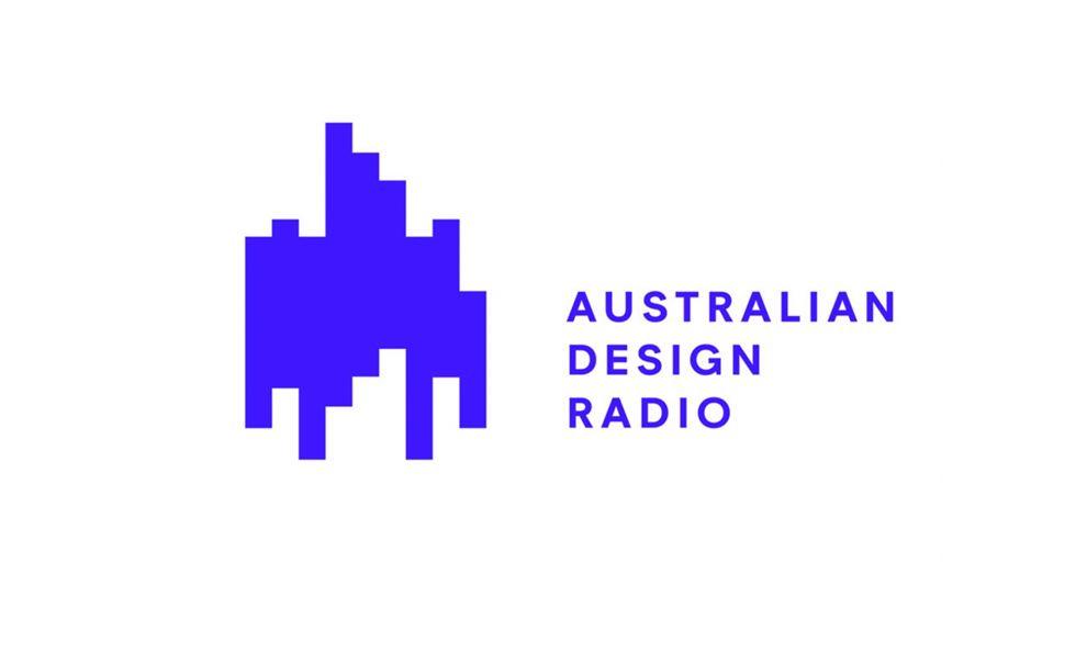 Australian Design Radio Modern Logo Design