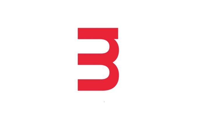 Brewster Murray Minimal Logo Design