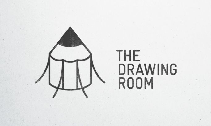 The Drawing Room Clean Logo Design