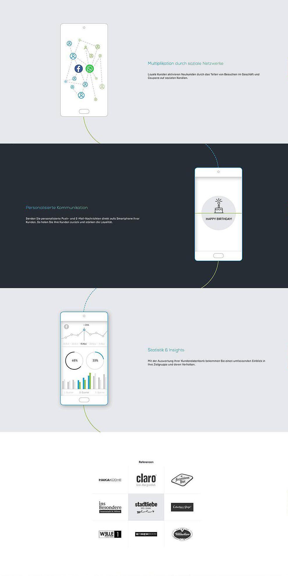 Hello Again Clean Website Design