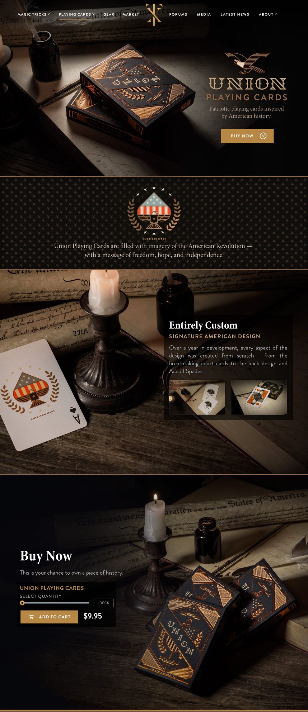 Theory 11 Beautiful Product Page