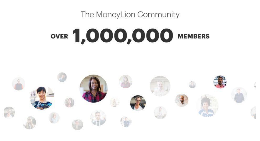 Moneylion Simple Website Design