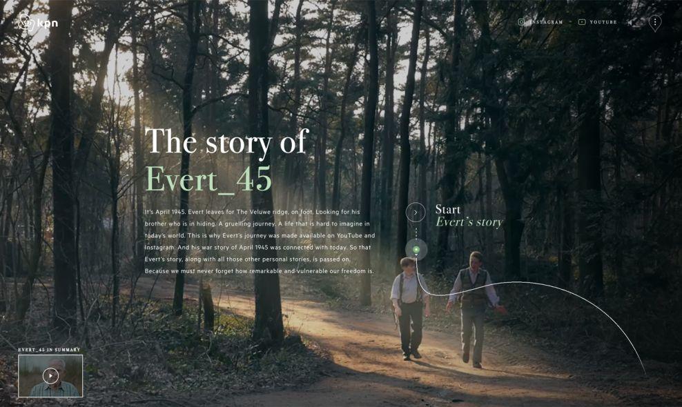 Evert_45 Beautiful Homepage